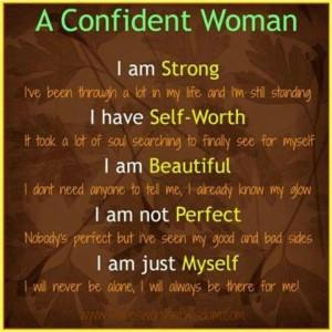 AConfidentWoman